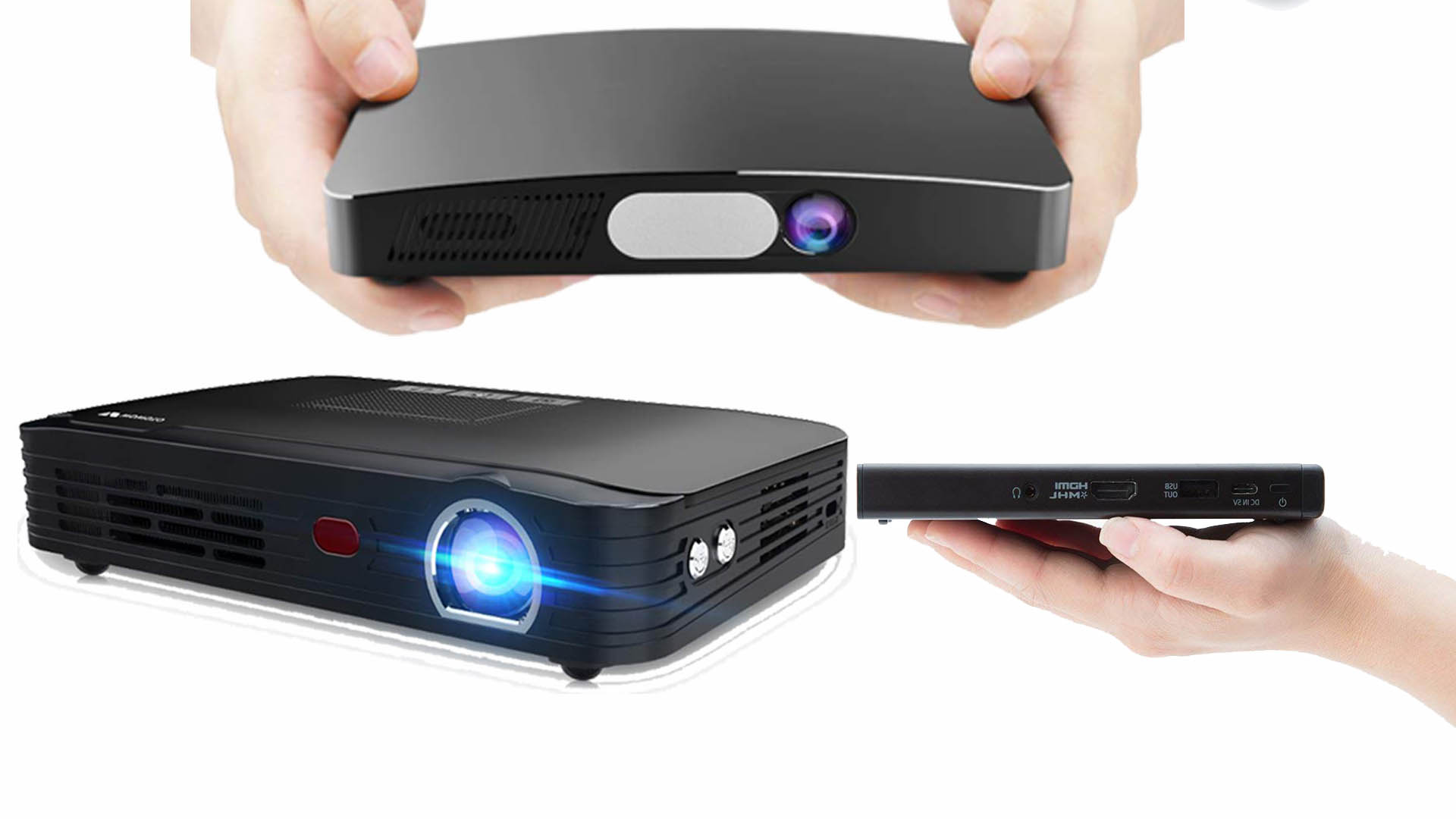 best potable projectors